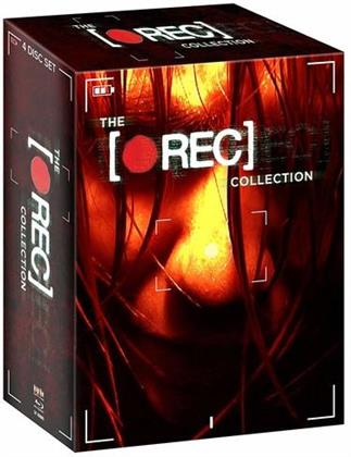 The (Rec) Collection (4 Blu-rays)