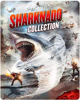 Sharknado Collection (Steelbook, 2 Blu-rays)
