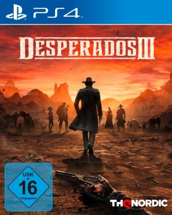 Desperados 3 (German Edition)