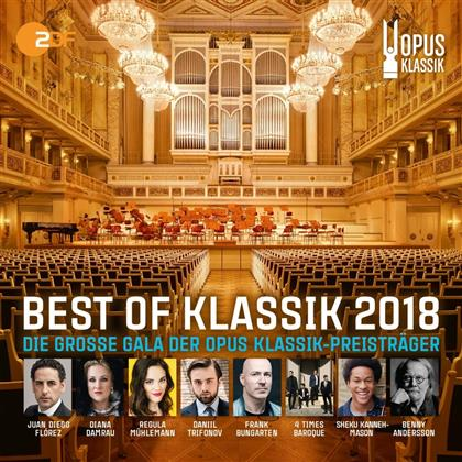 Best of Klassik 2018 (3 CDs)