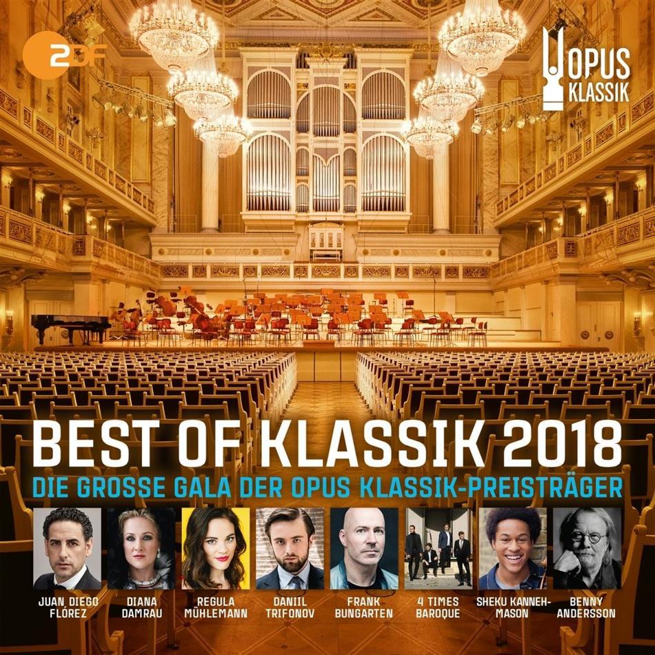 Best of Klassik 2018 (3 CDs)