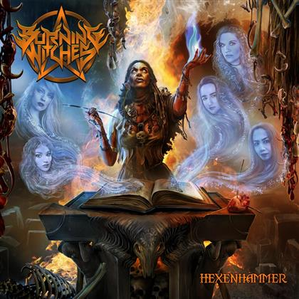 Burning Witches - HEXENHAMMER (Limited Digipack)
