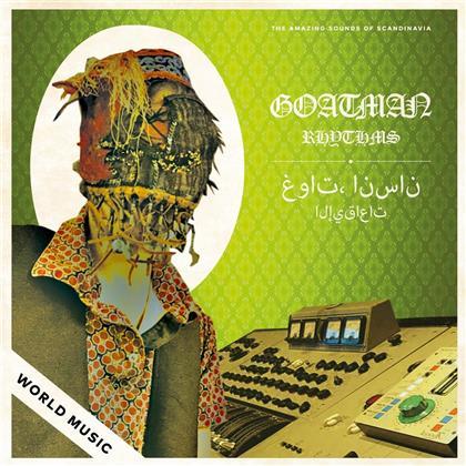 Goatman - Rhythms (Yellow Vinyl, LP + Digital Copy)