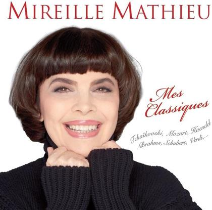 Mireille Mathieu & Thierry Bienaymé - Mes Classiques (2 LPs)
