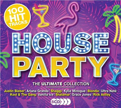 Ultimate House Party (5 CDs)
