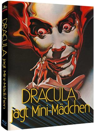 Dracula jagt Mini-Mädchen (1972) (Hammer Edition, Cover C, Limited Edition, Mediabook)