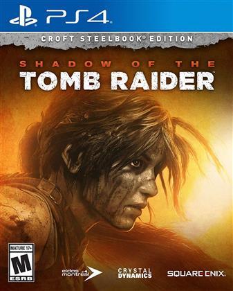 Shadow Of The Tomb Raider - Croft Steelbook Edition