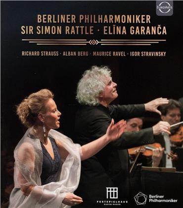 Berliner Philharmoniker, Sir Simon Rattle & Elina Garanca - Osterfestspiele 2018 Baden Baden
