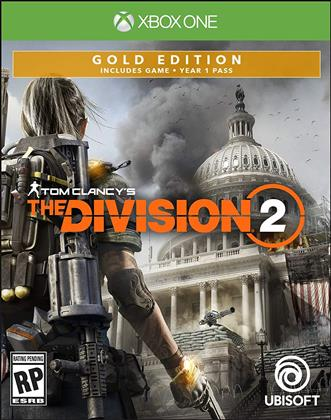 The Division 2 - Gold Steelbook Edition