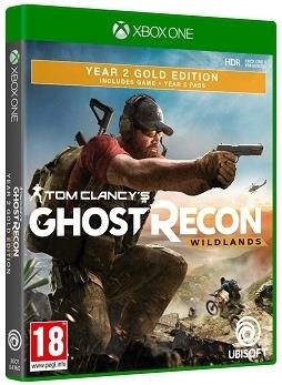 Ghost Recon Wildlands Year 2 (Gold Édition)