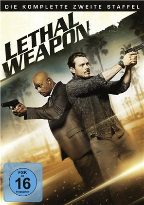 Lethal Weapon - Staffel 2 (4 DVDs)