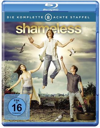 Shameless - Staffel 8 (3 Blu-rays)
