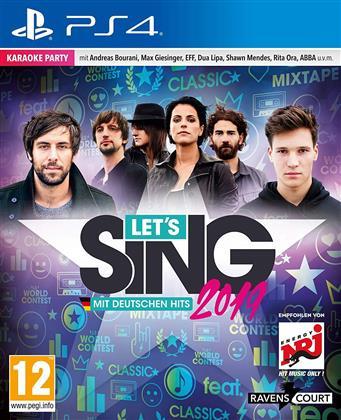Let's Sing 2019 mit Deutschen Hits