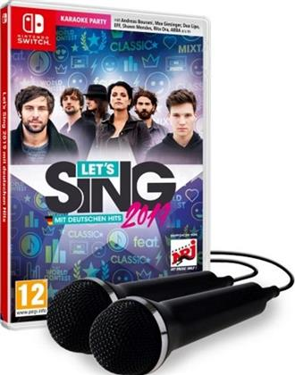 Let's Sing 2019 mit deutschen Hits [+ 2 Mics]