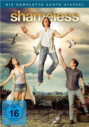 Shameless - Staffel 8 (3 DVDs)
