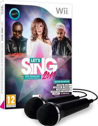 Let's Sing 2019 Hits français et internationaux + 2 Mics