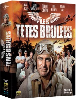 Les Têtes Brûlées - L'intégrale de la série (8 Blu-rays)