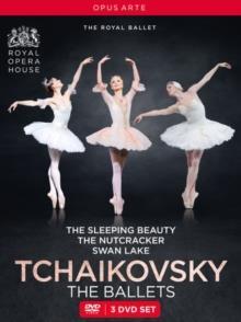 Royal Ballet, … - Tchaikovsky: The Ballets - Swan Lake / Sleeping Beauty / The Nutcracker (Opus Arte, 3 DVDs)