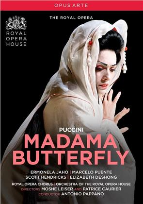 Orchestra of the Royal Opera House, Antionio Pappano, … - Puccini - Madama Butterfly (Opus Arte)