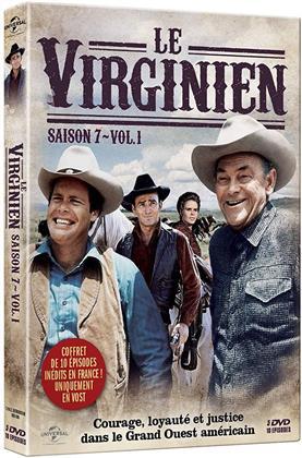 Le Virginien - Saison 7 - Vol. 1 (5 DVDs)