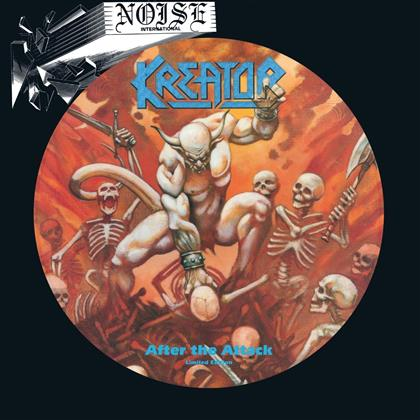 Kreator - After The Attack (Picture Disc, LP)