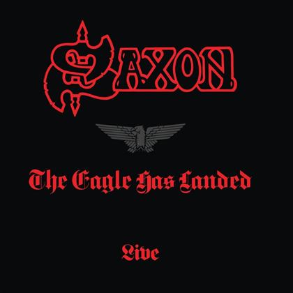 Saxon - The Eagle Has Landed (Remastered, LP)