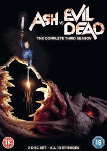 Ash vs Evil Dead - Season 3 (2 DVDs)