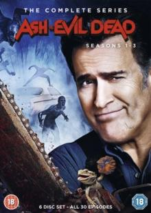 Ash vs Evil Dead - The Complete Series - Seasons 1-3 (6 DVD)