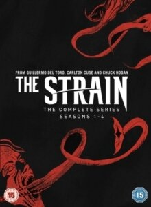 The Strain - The Complete Series - Seasons 1-4 (14 DVDs)