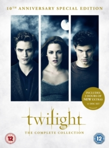 Twilight - The Complete Collection (10th Anniversary Edition, Special Edition, 11 DVDs)