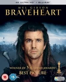 Braveheart (1995) (2 4K Ultra HDs)