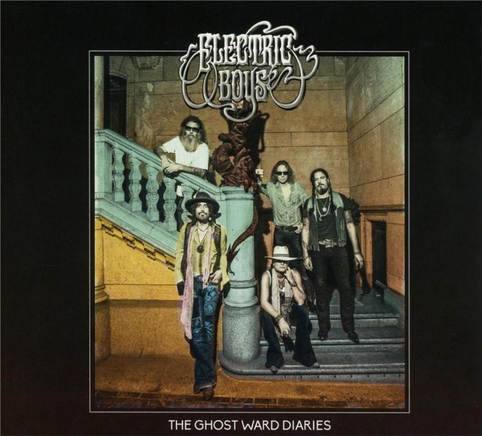 Electric Boys - Ghost Ward Diaries