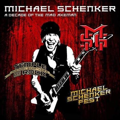 Michael Schenker - A Decade Of The Mad Axeman (2 LPs)