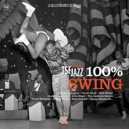 TSF jazz 100% Swing (2 LPs)