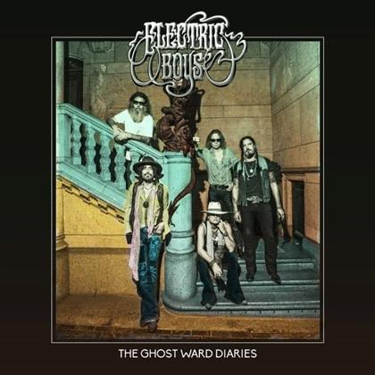 Electric Boys - The Ghost Ward Diaries (Gold Colored Vinyl, LP)