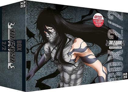 Bleach - Intégrale de la série (Saisons 4 à 6) - Box 2/2 (Limited Edition, 48 DVDs)