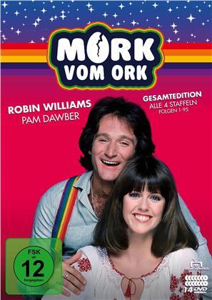 Mork vom Ork - Gesamtedition (15 DVDs)