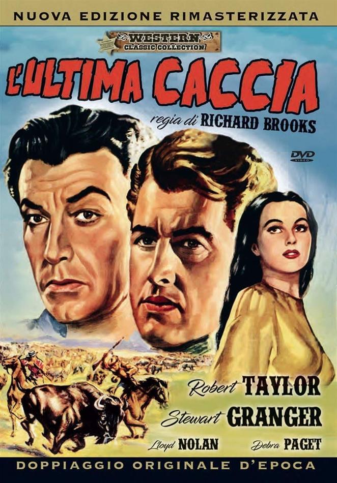 L'ultima caccia (1956) (Versione Rimasterizzata)