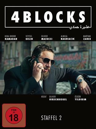 4 Blocks - Staffel 2 (3 DVDs)