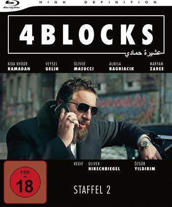 4 Blocks - Staffel 2 (2 Blu-rays)