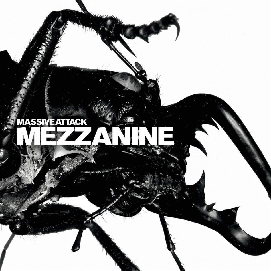 Massive Attack - Mezzanine (2018 Reissue, 20th Anniversary Edition, 2 CDs)