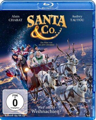 Santa & Co. - Wer rettet Weihnachten? (2017)