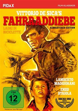 Fahrraddiebe (1948) (Pidax Film-Klassiker, Remastered)