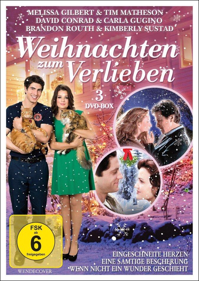 Weihnachten zum Verlieben (3 DVDs)