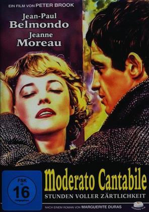 Moderato Cantabile - Stunden voller Zärtlichkeit (1960) (Neuauflage)