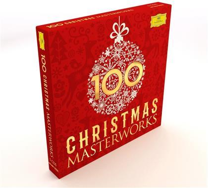 100 Christmas Masterworks (5 CDs)