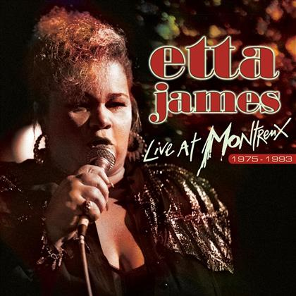 Etta James - Live At Montreux 1993 (Limited Edition, 2 LPs + CD)