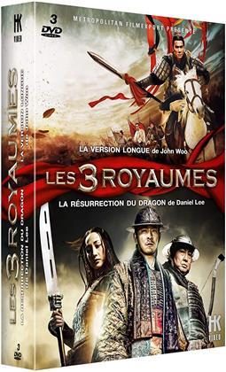 Les 3 royaumes - L'intégrale de la saga (3 DVDs)
