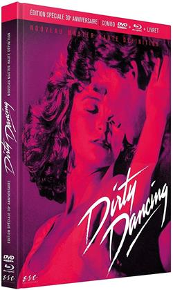 Dirty Dancing (1987) (30th Anniversary Edition, Limited Edition, Mediabook, Blu-ray + DVD)