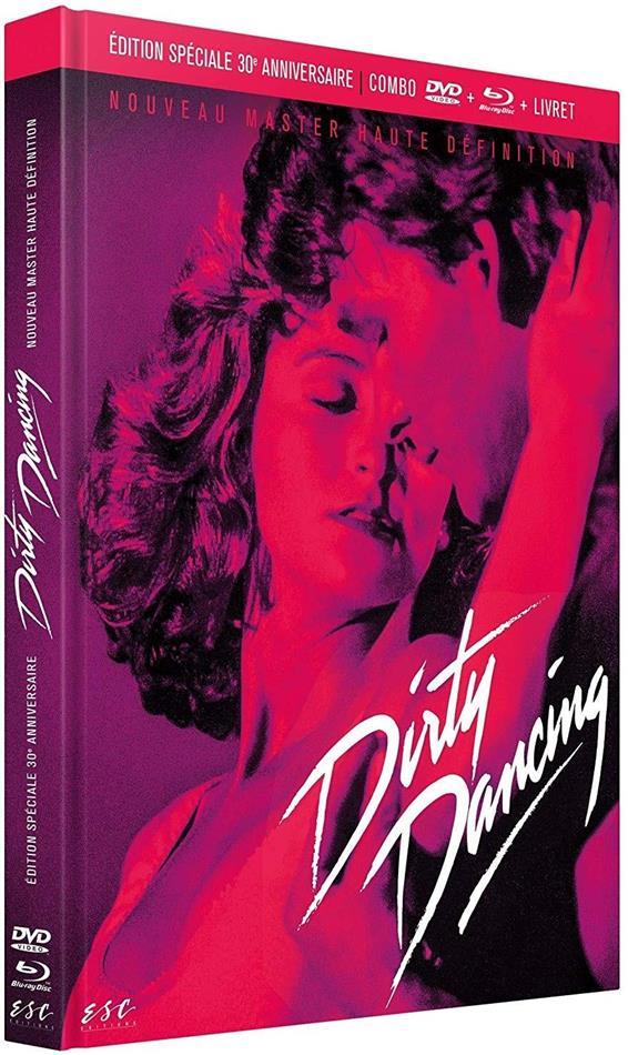 Dirty Dancing (1987) (30th Anniversary Edition, Limited Edition, Mediabook, Blu-ray + DVD)